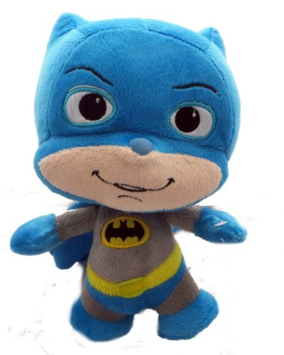 "DC Comics Little Mates 10"" Plush Batman"