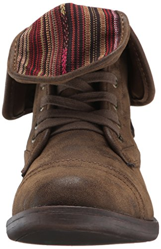 Rocket Dog Taylor Heirloom Synthétique Botte brown