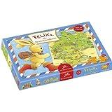 20879 - Die Spiegelburg - Maxipuzzle: Felix - Die Deutschlandkarte, 100 Teile, 100 Teile