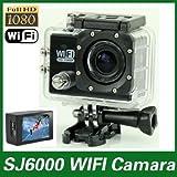 Galleria fotografica Agente007-Camara Videocamara Sj6000 Wifi Sportiva Full Hd 1080P H.264 14 Megapixel