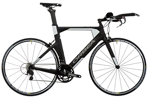 Orbea Ordu M35 - Triathlon bike - white / black 2016 triathlon mountain, black color, size L (55.9 cm)
