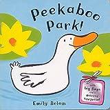 Peekabooks: Peekaboo Park