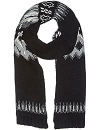 Levi's 225268-17, Echarpe Homme, Noir (Black), Taille Unique (Taille Fabricant: Taille Unique)