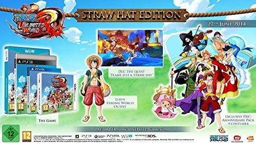 Foto One Piece Unlimited World Red - Collector's Edition