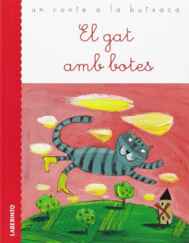 El gat amb botes (Un conte a la butxaca III) - 9788484835875