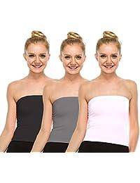 Fashion Line Women's Cotton Tube Top