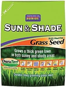 Bonide graines de gazon - Soleil et ombre Graines de gazon 20 Pound - 60228-60227