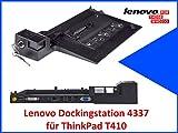 Original Lenovo Dockingstation 4337 für ThinkPad T410 mit Schlüssel