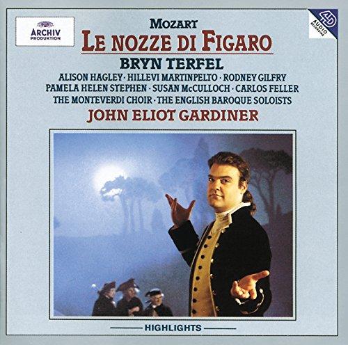 Mozart-les Noces de Figaro-Terfel-English Baroque Soloiststh E Monteverdi Choir-