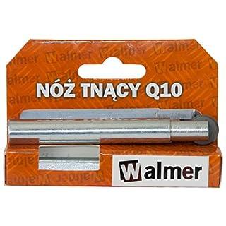 Walmer Schneidrad Ersatzrad Ersatzrädchen für Fliesenschneider Ø 8mm, 10mm, 12mm (Q10)