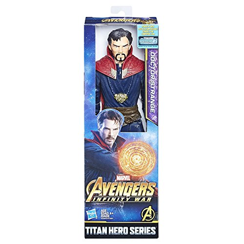 Hasbro E2220 Marvel - The Avengers: Titan Hero, Doctor Strange