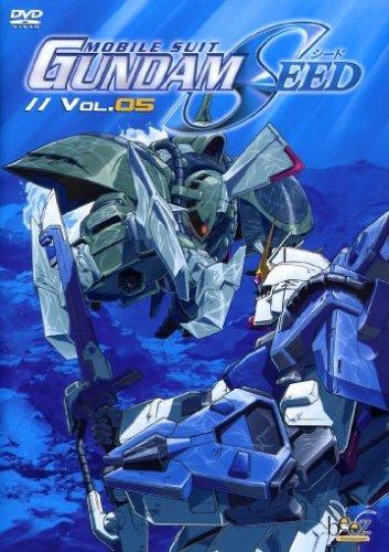 Gundam Seed Vol.  5
