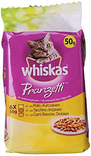 Whiskas Pranzetti in Salsa 1+ Anni - 300 g
