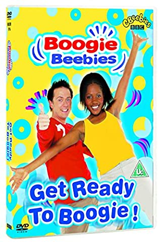 Boogie Beebies Get Ready To Boogie [Import anglais]