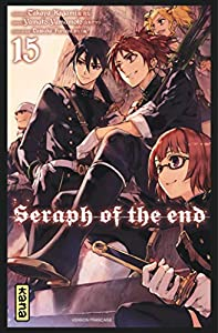 Seraph of the End Edition simple Tome 15