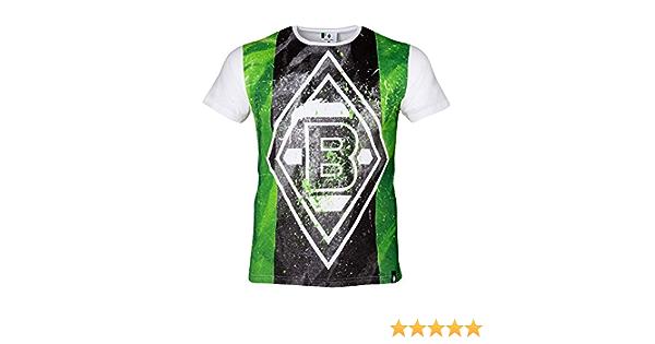 Borussia M/önchengladbach Block Stripes T-Shirt