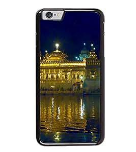 ifasho Designer Back Case Cover for Apple iPhone 6 (Gurudwar Sikhism Holiest Amritsar Punjab)