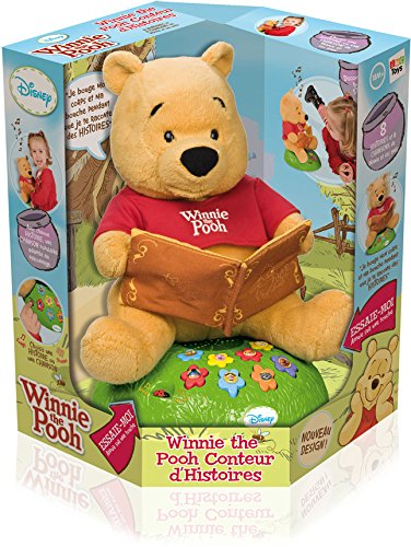 Imagen principal de Disney 160354 Winnie Pooh cuenta historias - Idioma : Español