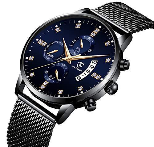 Men's Watches Luxury Fashion Wat...