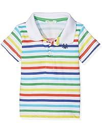 Benetton H/S Shirt, Polo Mixte Bébé