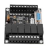 Controlador Lógico Programable, Asixx 24V PLC Módulo Controlador de Relé de Control Programable Industrial FX1N-14MR Para Control Automático Industrial