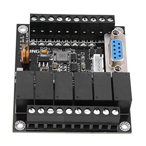 Speicherprogrammierbare Steuerung, Asixx 24V PLC Programmierbare Steuerung SPS Regler FX1N-14MR-Relaissteuerungsmodul für die industrielle Automatiksteuerung Sps-speicherprogrammierbare Steuerung