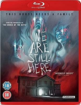 We Are Still Here 2015- UK Exclusive Blu-ray Limited to 500 Copies Blu-ray