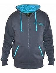 Drennan Full Zip à capuche pour homme pour pêche à la ligne/Carpe