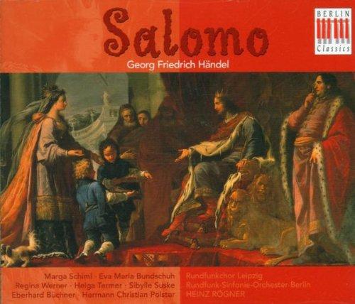 Salomo-Comp Oratorio [Import anglais]