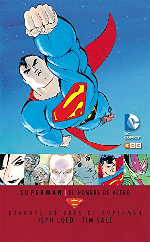 Grandes autores de Superman: Tim y Sale - Las cuatro estaciones por Tim Sale