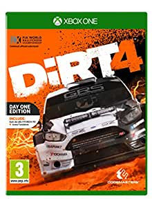 DiRT 4 - Day-One Edition - Xbox One