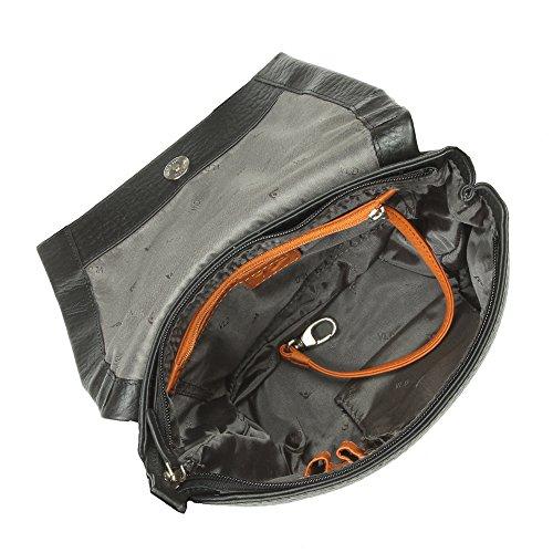 VOI, Überschlagtasche, 21879 Hirsch, krokus (155), Umhängetasche krokus
