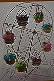 Tortenplatte Cup Cake-Riesenradmit Ständer für Muffins