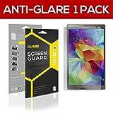SOJITEK Samsung Galaxy Tab S 8.4 SM-T700 T705 Premium Anti-Glare Anti-fingerprint Matte Screen Protector [1-Pack] - Lifetime Replacements Warranty + Retail Packaging