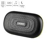 Altoparlante Ventosa Bluetooth Impermeabile da Doccia Speaker Stereo per iPhone e Smartphone Android e Tablet PC, ECC.