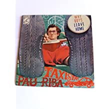E.P. *** PAU RIBA / TAXISTA *** CONCENTRIC 6053 UC *** COVER /NEAR MINT (NM ) EP / NEAR MINT (NM) 1967