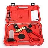 #7: Car Auto Hand Held Vacuum Pump Brake Bleed Adaptors Fluid Reservoir Tester Kit
