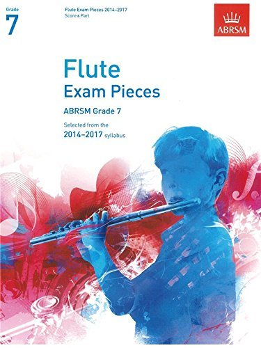 ABRSM Exam Pieces 2014-2017 Grade 7 Clarinet/Piano (Book Only). Partitions pour Clarinet, Piano Accompaniment
