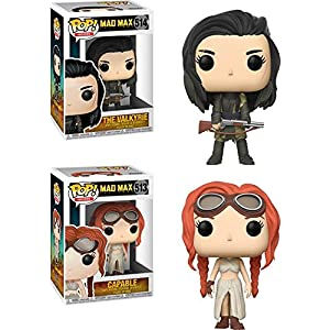 Funko POP Mad Max Fury Road Valkyrie Capable Stylized Movie Vinyl Figure Set NEW