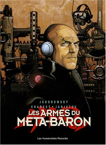 Les armes du Mta-Baron, tome 1