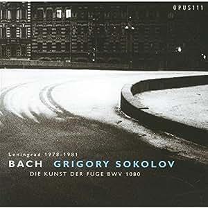 Bach: L'art de la fugue BWV 1080, Partita n°2 BWV 826