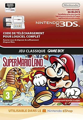 Super Mario Land [Nintendo 3DS - Version digitale/code] [Code jeu à télécharger]
