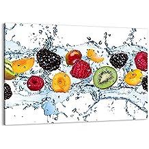 Amazon Es Cuadros Decorativos De Frutas