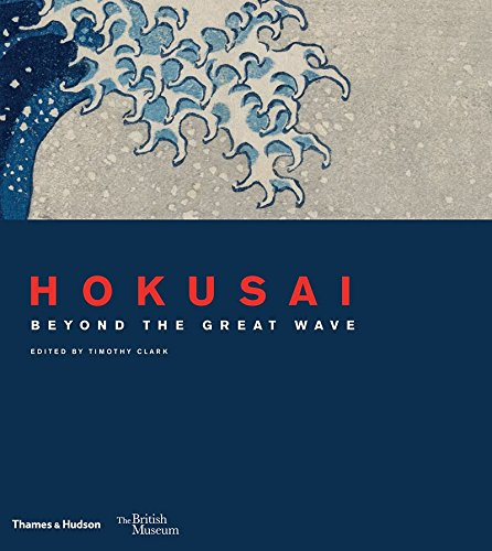 Hokusai: beyond the Great Wave (British Museum) por Roger Keyes