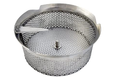 World Cuisine 42574-94 Sieve for S/S food mill #5 4mm Perf 5/32