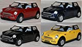 Kinsmart Scale Model Mini Cooper Car Sca...