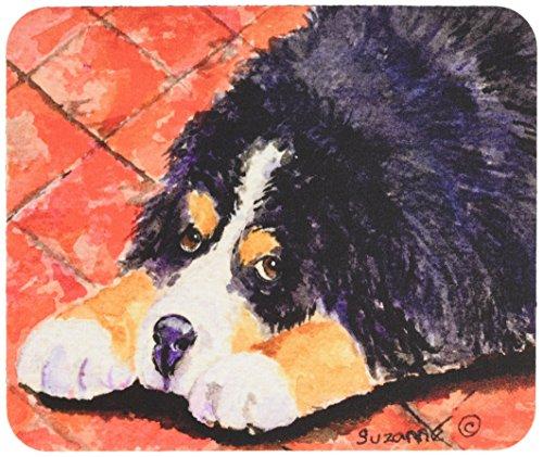 Caroline's Treasures SS8842MP Mauspad/Untersetzer Berner Mountain Dog