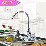 Bijjaladeva Antike Küche Spülbecken Direkte Trinkwasser Wasserhahn Haushalt Wasseraufbereiter ist ein Kupfer Wasserhahn Küche Gereinigtes Leitungswasser Luftreiniger Teil