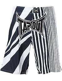 Tapout Light Speed Boardshorts Weiß/Schwarz