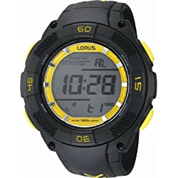 Lorus Mens Digital Watch